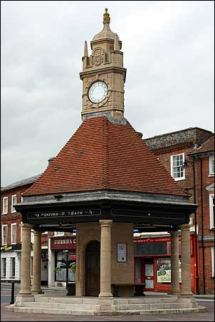 Clock House Newbury