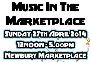 Newbury - Music in the Marketplace